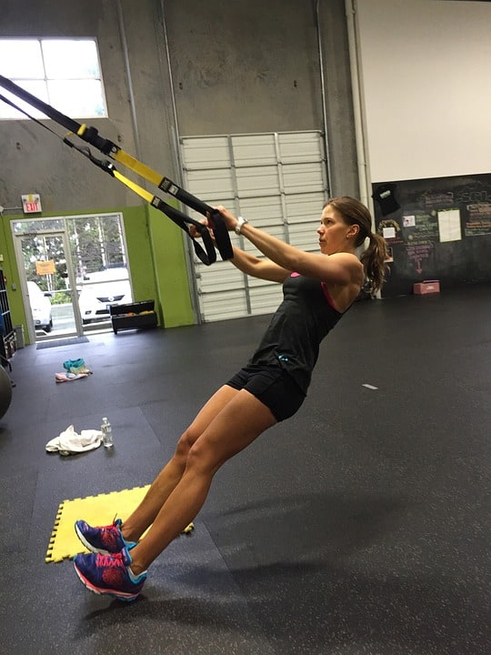 Top 4 Most Effective TRX Exercises For The Beginners